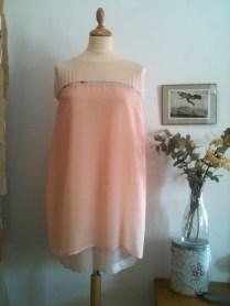 Vestido piel 2 Skin dress 2 42€