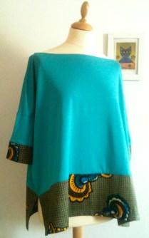 Camiseta Turquesa Turquoise Shirt 27€
