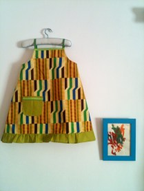 Vestido niña Children dress 25€