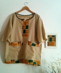 Camisa Ghana Tostados Toasted Ghana Shirt 30€