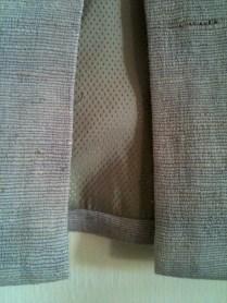falda forro