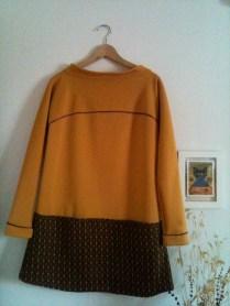 Vestido Ocre Ocher Dress 75€