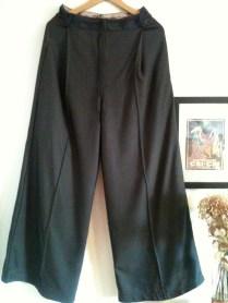 Pantalón gris noche Night gray Phants 85€