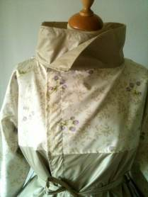 Impermeable Floral Flower raincoat 95€