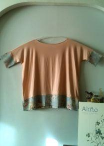 Rosa Camiseta Rose Shirt 33€