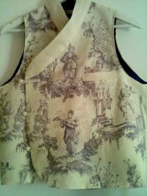 Chaleco Oriente Oriental waistcoat 65€