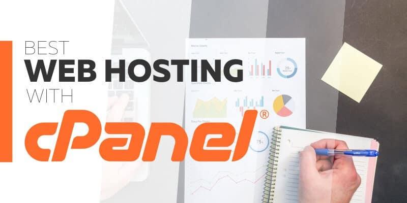 cPanel Панель управления хостингом Занято места на диске