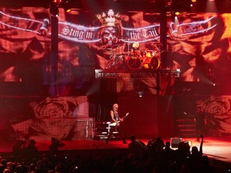 Sting tour