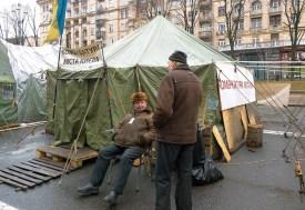 """Commandant's office"" of Kiev"