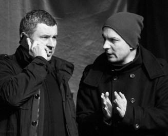 Павло Костенко та Єгор Соболєв