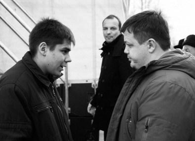Антон Кравченко та Семен Семенченко