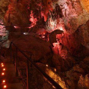 cuevas alicante canalobre