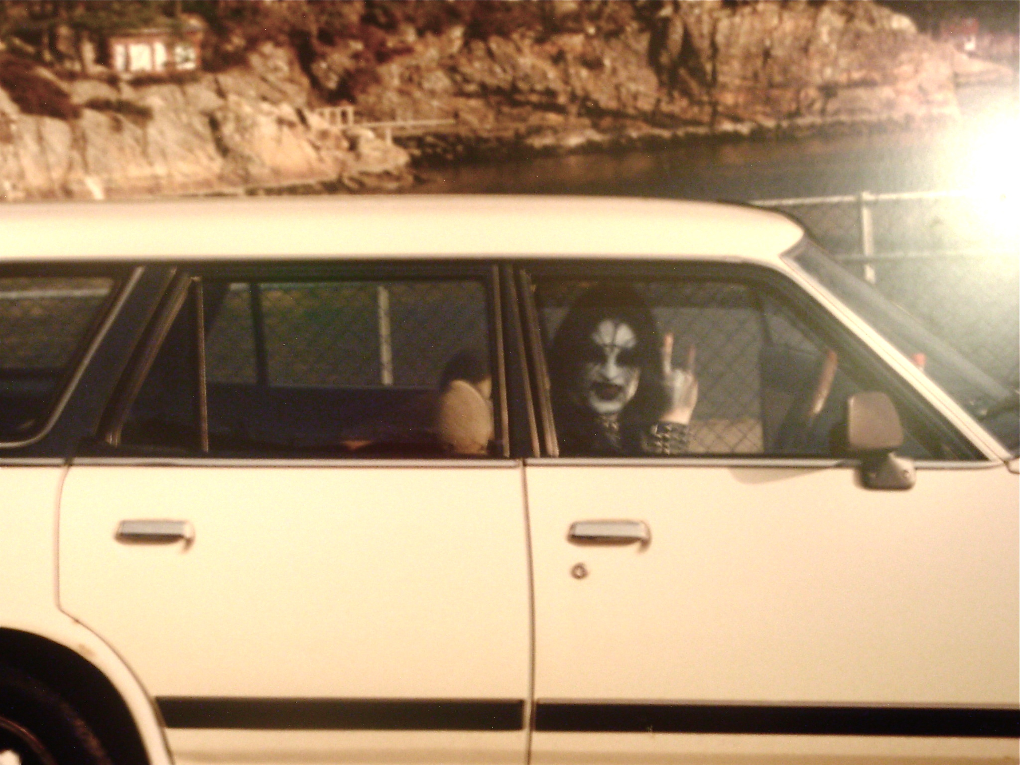 get out of my bad dreams, get into my car