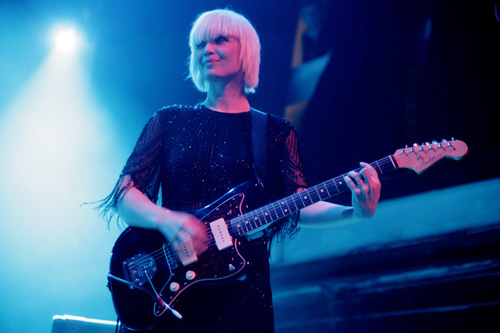 The Raveonettes at Terminal 5, NYC