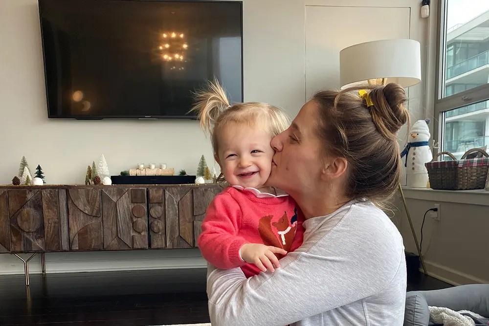 Annie 15 Months