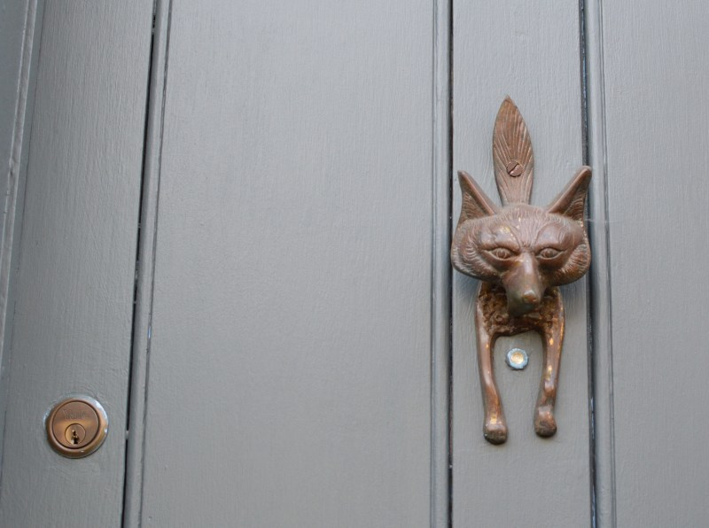 door-knocker