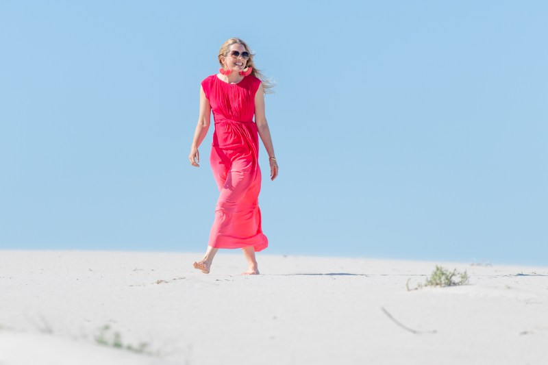 Statement-red-pinki-maxi-dress