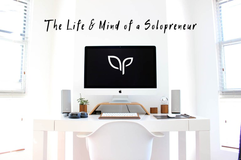The Life and Mind of a Solopreneur