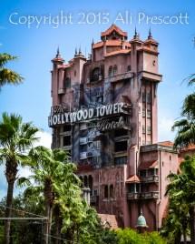 Tower of Terror-Hollywood Studios
