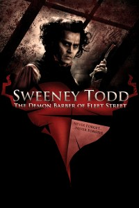 1- Sweeney Todd - The Demon Barber of Fleet Street