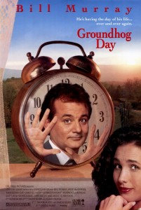 1- Groundhog Day