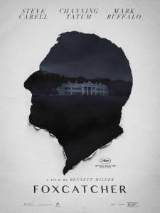 FOXCATCHER, US poster art, 2014. ©Sony Pictures Classics