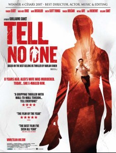 3- Tell No One