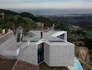 Izuzetno ekstravagantna kuća X - kuća sa panoramom i okruženjem