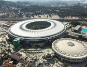 Stadion Marakana, Rio, Brazil