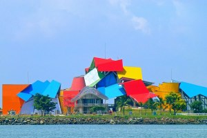7 BIOMUSEO – PANAMA CITY