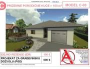 MODEL C-03, gotovi projekti vec od 50e, projekti, projektovanje, izrada projekata, house design, house ideas, house plans, interior design plans, house designs, house