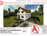 MODEL D-07, gotovi projekti vec od 50e, projekti, projektovanje, izrada projekata, house design, house ideas, house plans, interior design plans, house designs, house