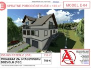 MODEL E-04, gotovi projekti vec od 50e, projekti, projektovanje, izrada projekata, house design, house ideas, house plans, interior design plans, house designs, house