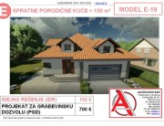 MODEL E-19, gotovi projekti vec od 50e, projekti, projektovanje, izrada projekata, house design, house ideas, house plans, interior design plans, house designs, house