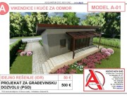 MODEL A-01, gotovi projekti vec od 50e, projekti, projektovanje, izrada projekata, house design, house ideas, house plans, interior design plans, house designs, house