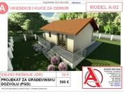 MODEL A-02, gotovi projekti vec od 50e, projekti, projektovanje, izrada projekata, house design, house ideas, house plans, interior design plans, house designs, house