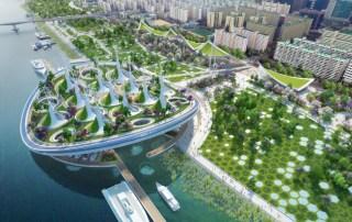 vincent-callebaut-manta-ray-floating-ferry-terminal-seoul-korea-designboom-03