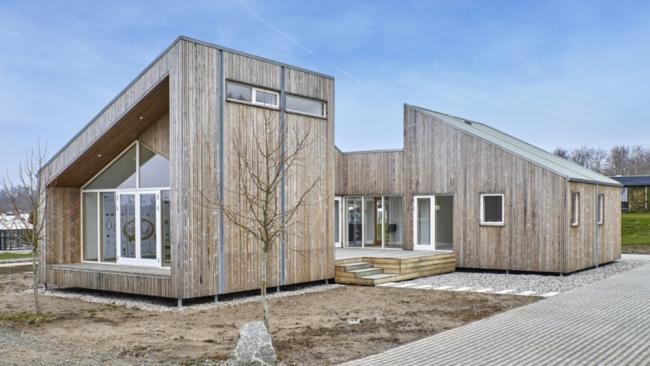 Prva biološka kuća koja je nastala od poljoprivrednog otpada