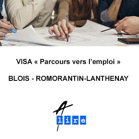 formation visa parcours vers l'emploi blois romorantin