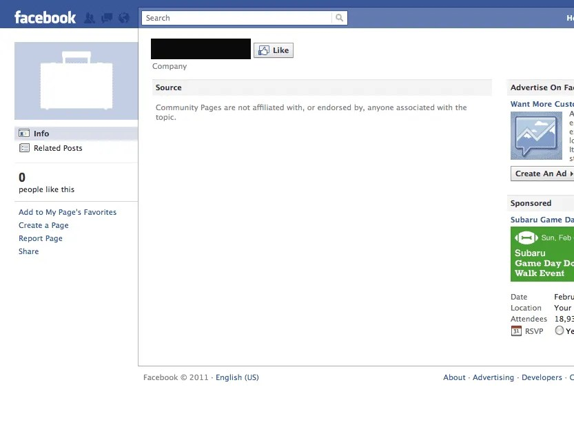 How to Connect Your Facebook Profile to your Facebook Like