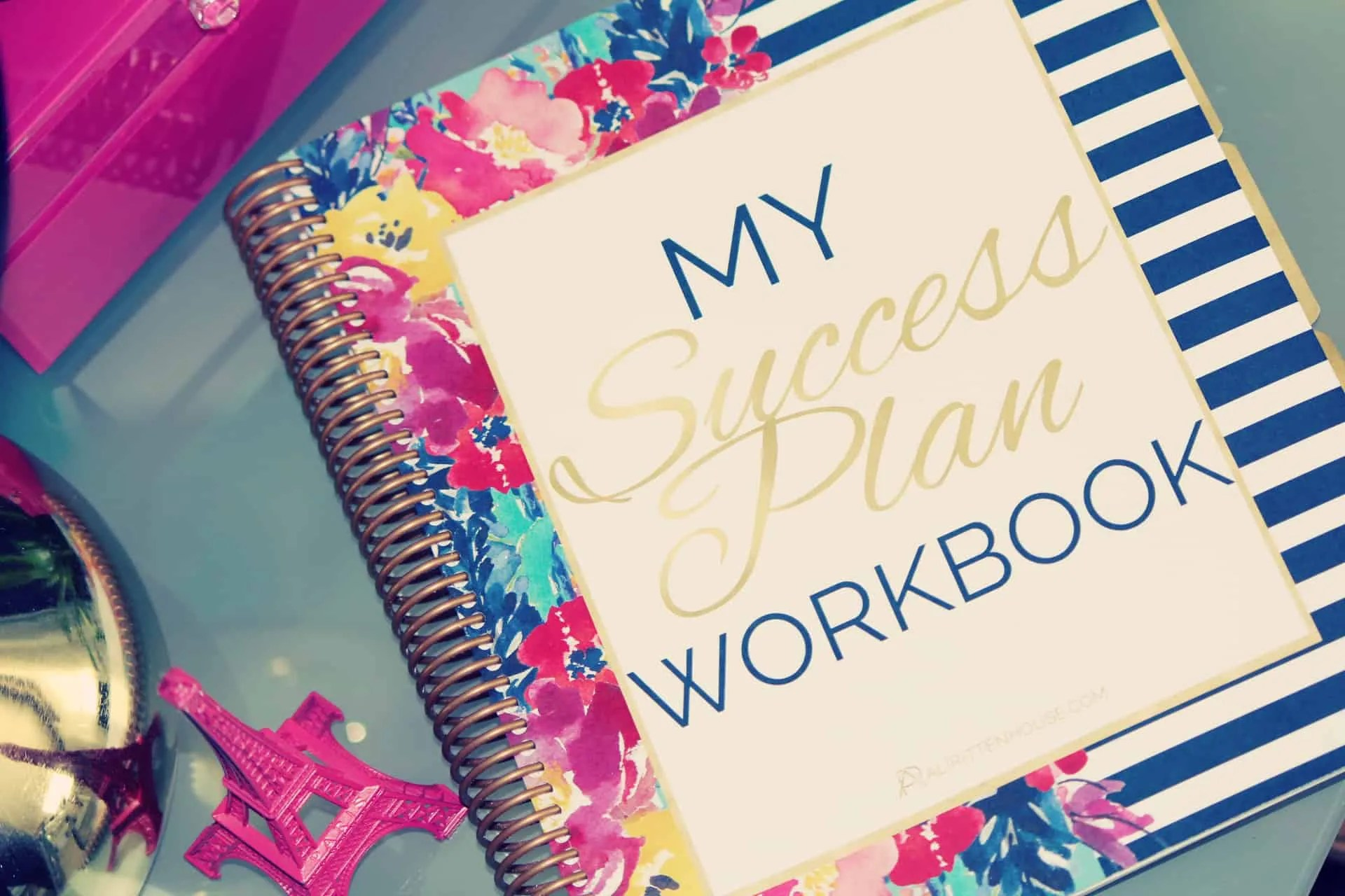 Your Success Planner Kit