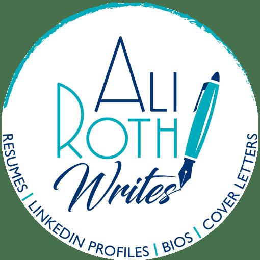 Ali Roth Writes