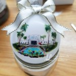 Commission Meza AZ Temple Ornament