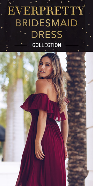 Ever Pretty Stunning Bridesmaid Dresses Collection