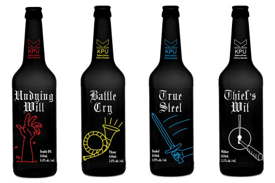 KPU Craft Beer Concepts