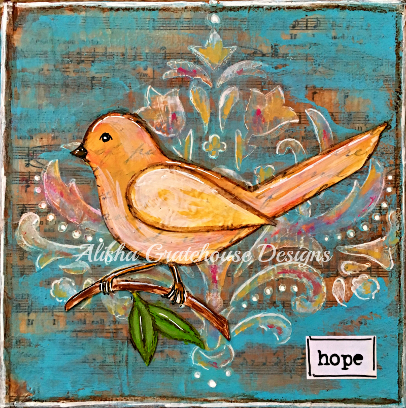 Bird - Hope 800 wm