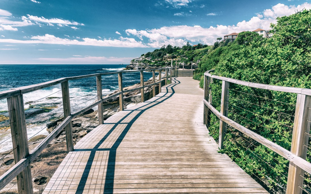 Sydney Holiday Ideas: Bondi to Bronte coastal walk
