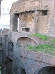 Surviving insulae, foot of Capitoline Hill