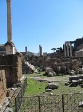 Forum Romanum, general view