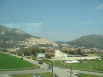 On the way back to Rome from Cannae